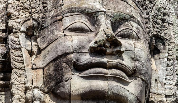 Ta Prohm Cambodge
