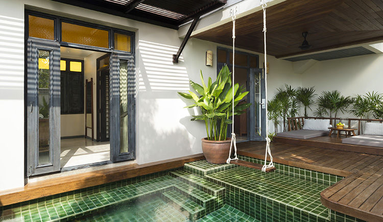 chambre Deluxe Plunge Pool