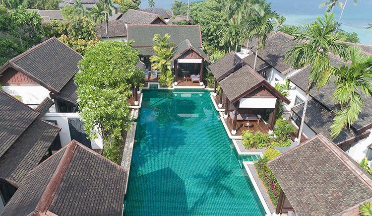 piscine acces
