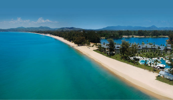 Outrigger Laguna Phuket Beach Resort 5 *