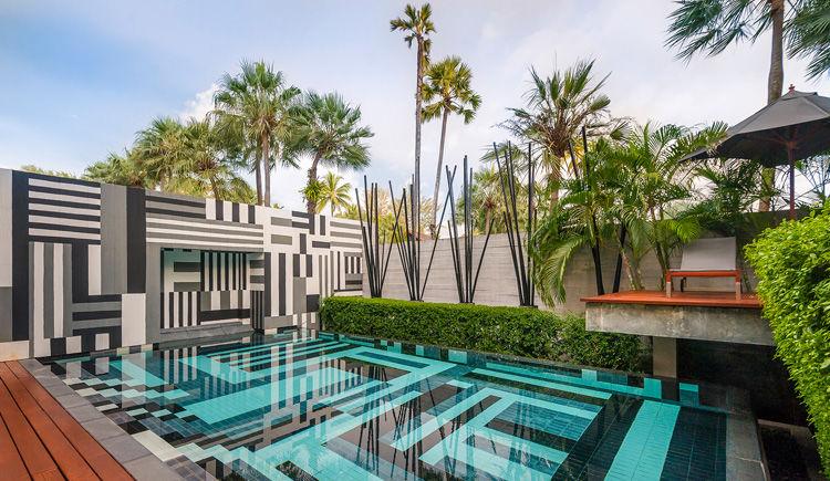 Bensley Suite piscine privee