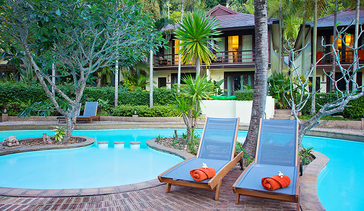 Tup Kaek Sunset Beach Resort 3 *
