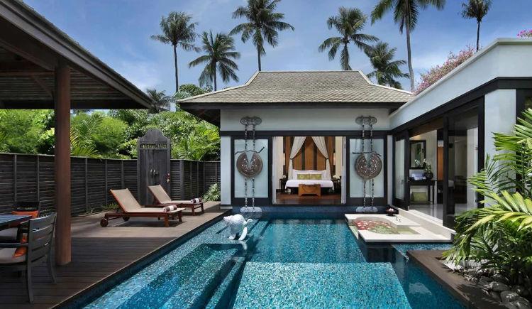 Sala pool villas