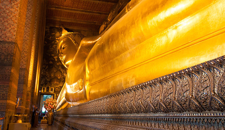 Le Grand Buddha Allonge