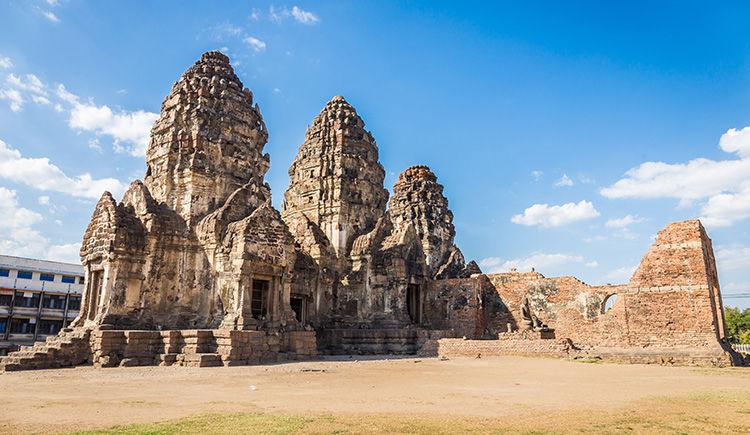 sanctuaire de Prang Sam Yot