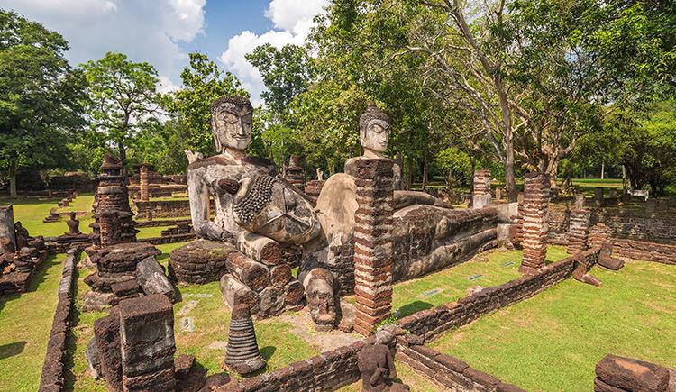 Parc Historique de Kamphaeng