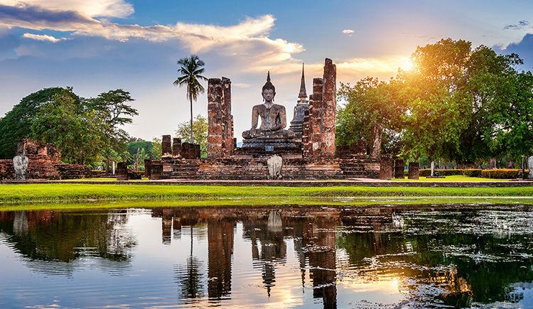 Parc Historique Sukhothai