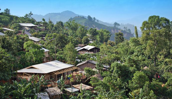 village nord thailande
