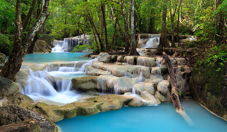 Parc National Erawan