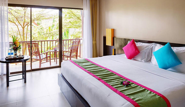 hotel Apsana Beachfront Resort and Villas