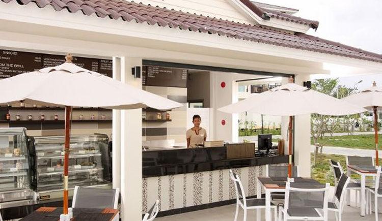 Coral Hideaway restaurant