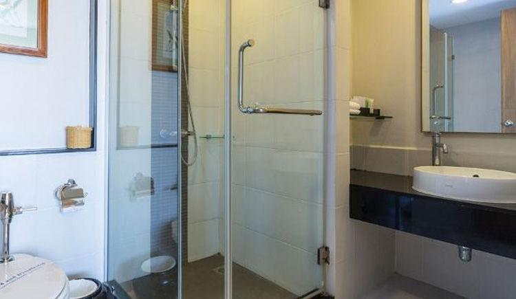 Coral Hideaway salle de bain