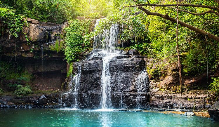 cascade Klong Chao