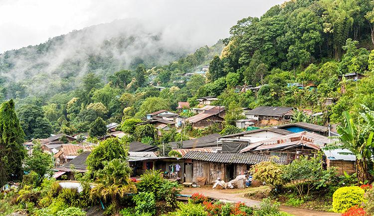 le village Hmong
