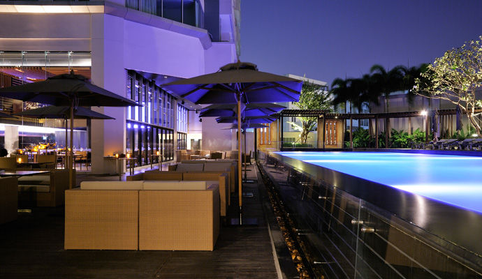 Anantara Bangkok & Kappa Club Phuket 5 *