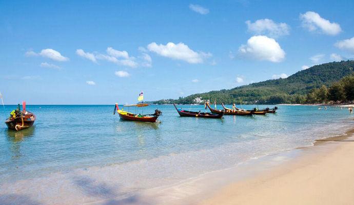Anantara plage