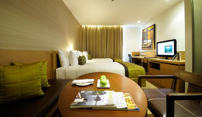 Anantara chambre