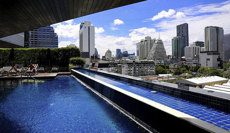 Pullman Bangkok Hotel G & Anantara Lawana Koh Samui Resort 5 *