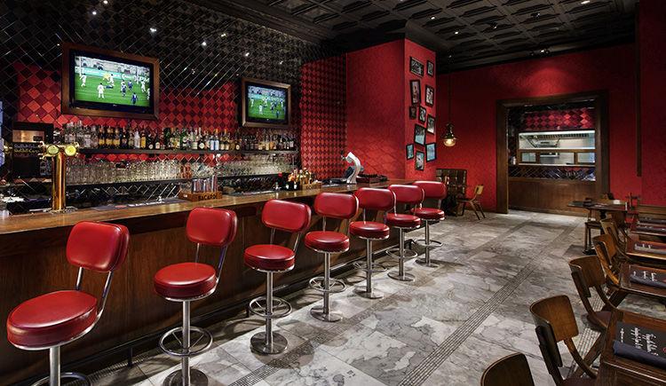 Kappa City Pullman Hotel G bar