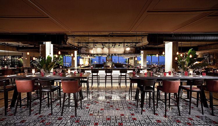 Kappa City Pullman Hotel G restaurant
