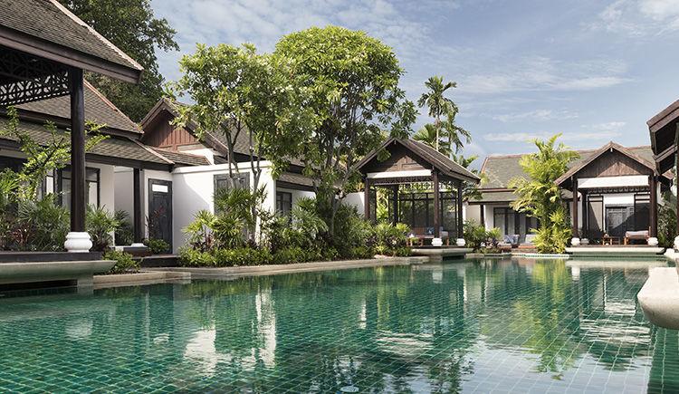 Kappa Club Anantara Lawara piscine
