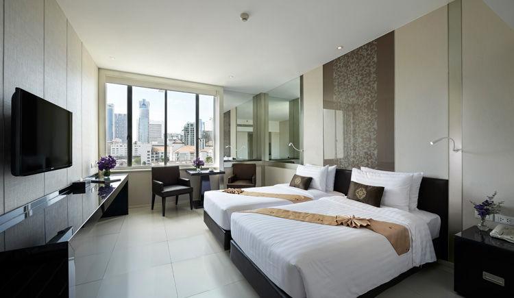 Mandarin Hotel Managed chambre