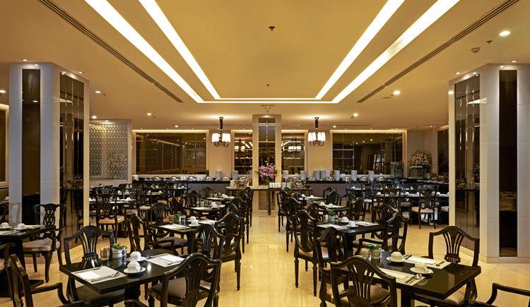 Mandarin Hotel Managed restaurant
