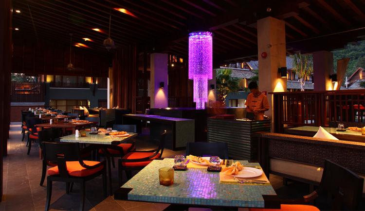 Kappa Club Mai Samui restaurant
