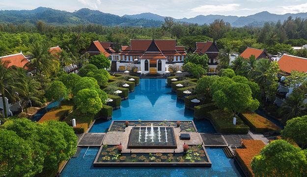 JW Marriott Khao Lak Resort and Spa 5 *
