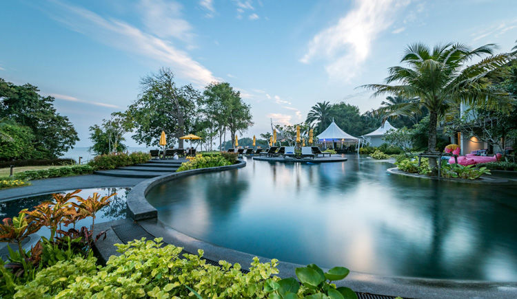 Kappa Club The ShellSea Krabi 5 *