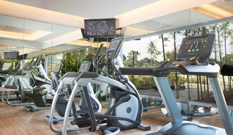 fitness kappa club the shellsea krabi