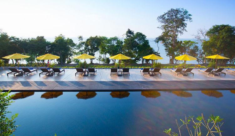 piscine kappa club the shellsea krabi