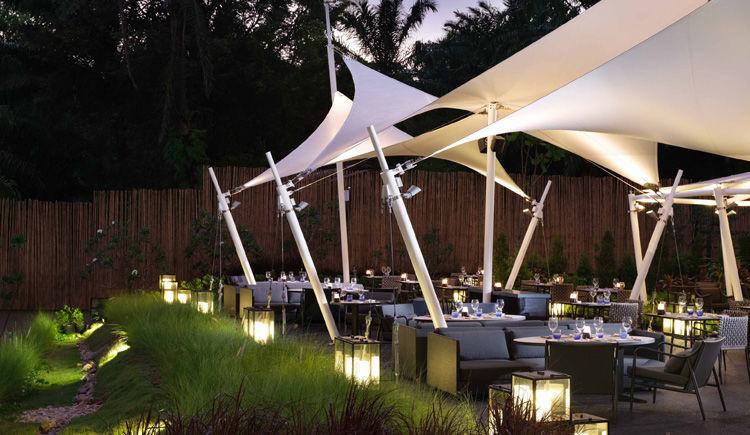 restaurant kappa club the shellsea krabi