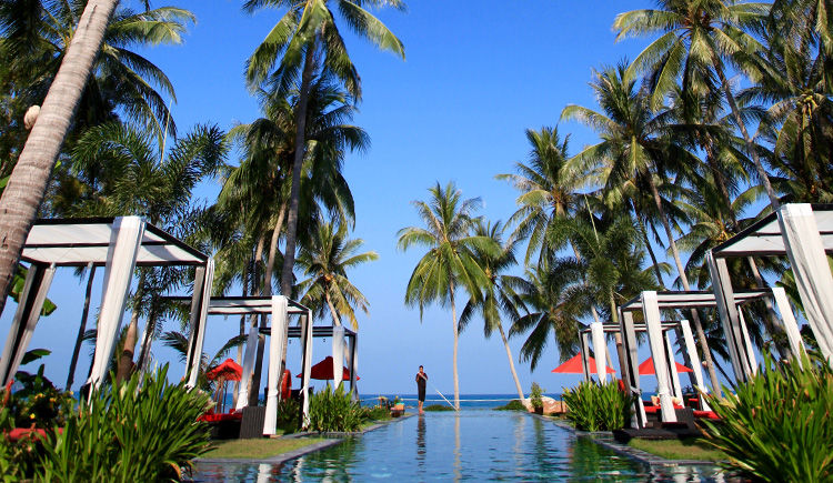 Kupu Kupu Phangan Beach Villas & Spa by lOCCITANE 5 * Luxe