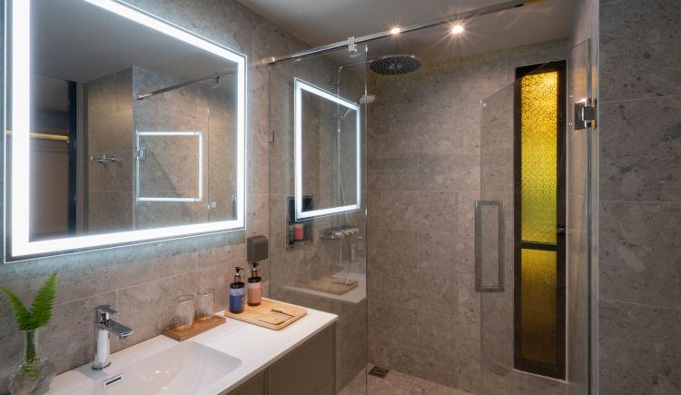 Two bedroom salle de bain