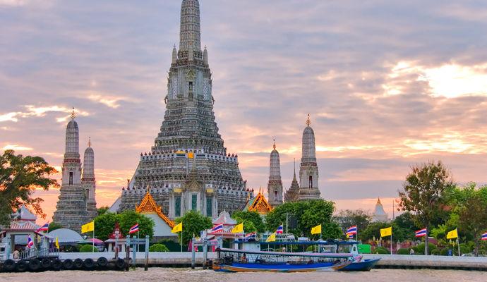 La Thailande au rythme de la Famille