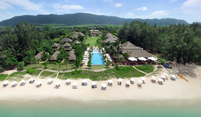 Layana Resort & Spa 4 * Sup
