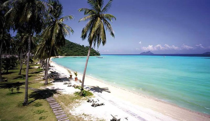 Phi Phi Island Village Beach Resort 4 *