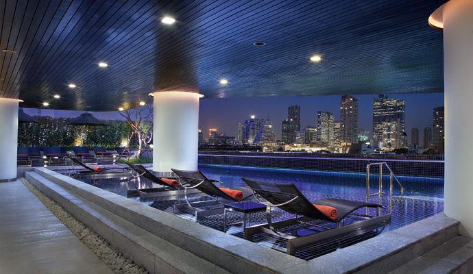 Pullman Bangkok Hotel G 4 * Sup