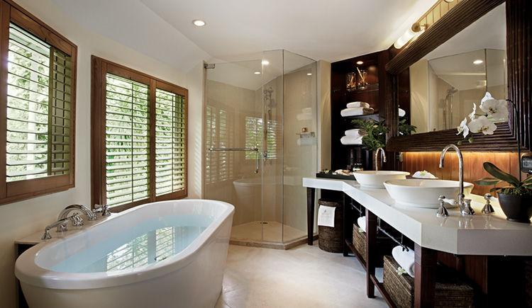 Pavillon salle de bain