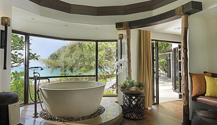 The Rayavadee Villa salle de bain