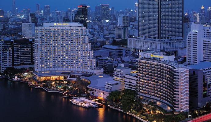 Shangri La Bangkok 5 *