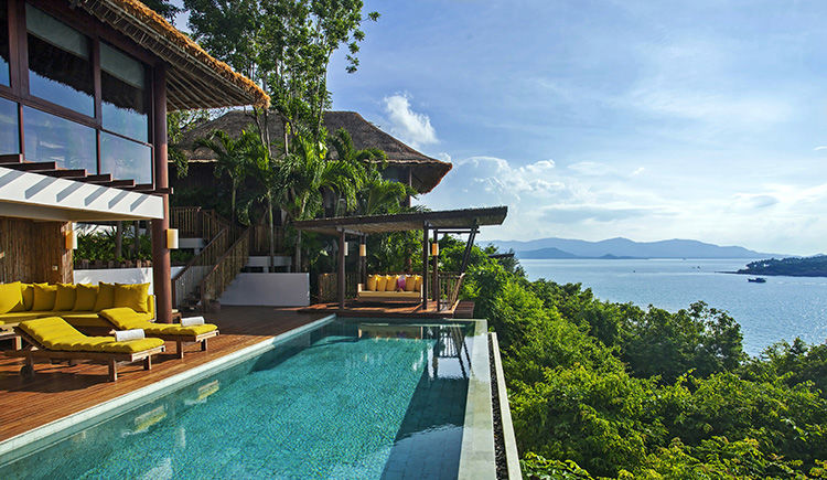 Six Senses Samui 5 *