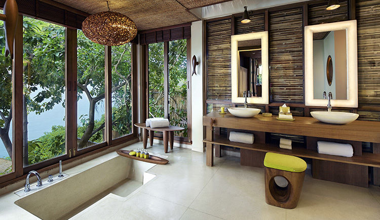 Ocean Pool Villa salle de bain