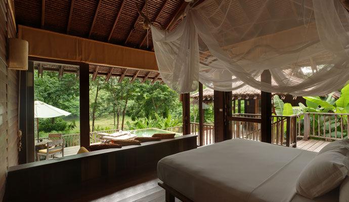 hideway twobedroom pool villa