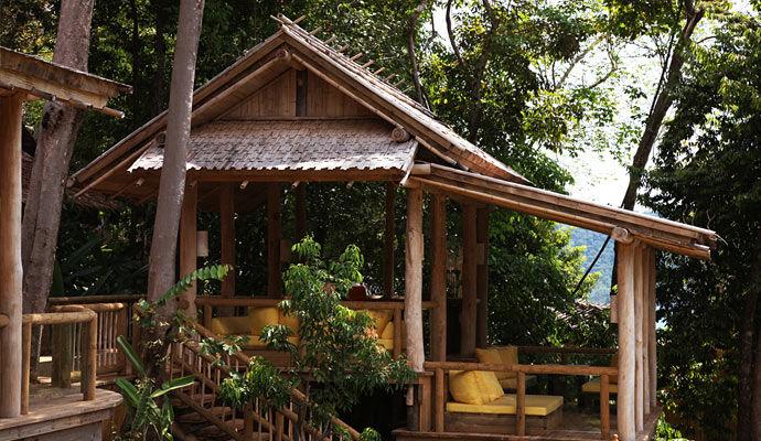 hill villa suite