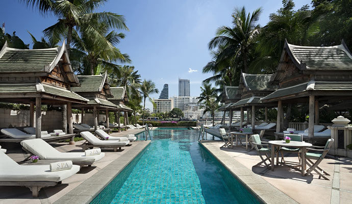 The Peninsula 5 * Luxe