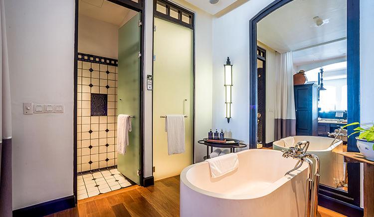 Mae Nam Suite salle de bain