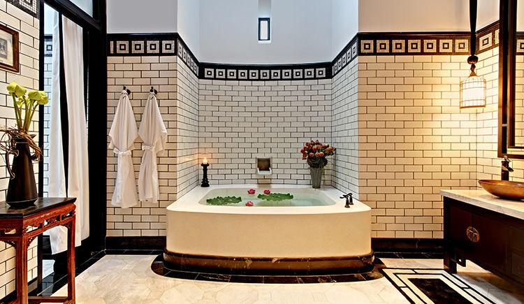Pool Villa salle de bain