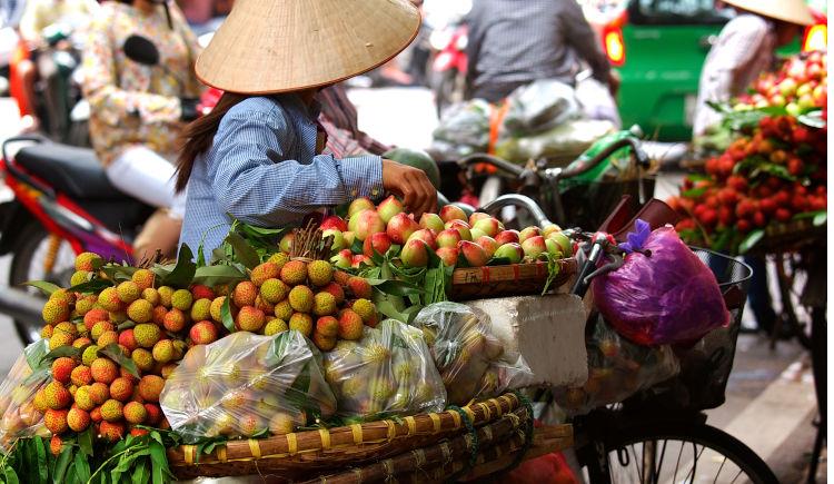 Vietnam marche